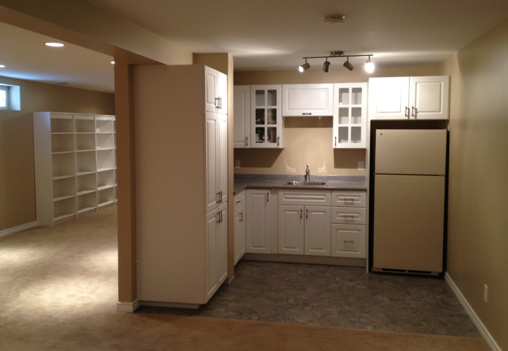 Give ... & Wiinipeg Basement Renovations Specialists | Forrest Hill Development